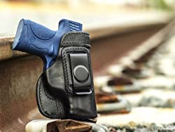Best Small of Back Holsters for S&W M&P Shield - Top Rated