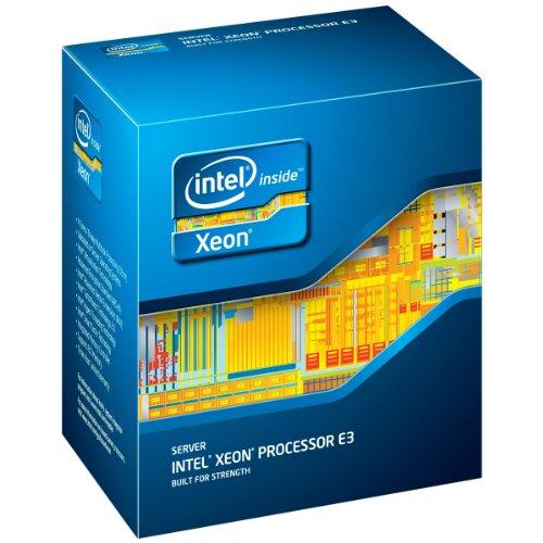 INTEL Xeon E3-1245V3 3,4GHz LGA1150 8MB Cache Boxe