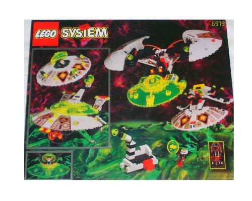 LEGO System U.F.O. 6979 Mutterschiff