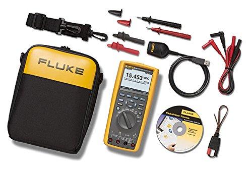 Fluke FLUKE-287/Fvf/Eur,True-Rms Electronic Logging Multimeter With...