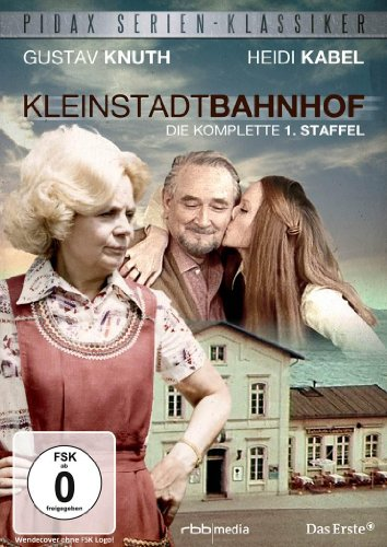 Kleinstadtbahnhof - Die komplette 13-teilige 1. Staffel der Erfolgsserie mit Heidi Kabel und Gustav Knuth [2 DVDs]