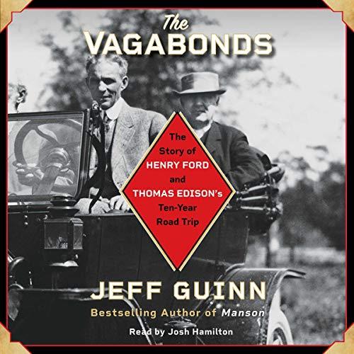 The Vagabonds audiobook cover art