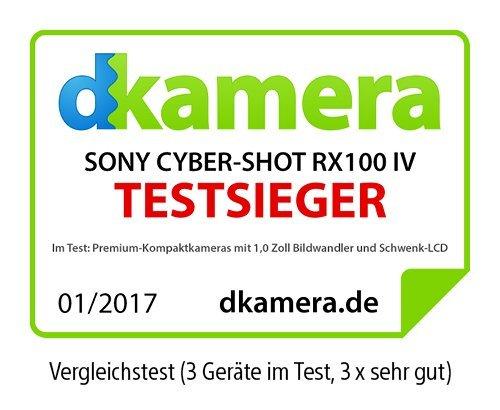 Sony DSC-RX100 IV + Sony AG-R2 Griffbefestigung für DSC-RX100/DSC-RX100II/DSC-RX100III