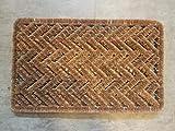 oKu-Tex Felpudo, Fibras de Coco, Diseño 1, 40 x 60 cm