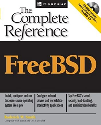 FreeBSD 5: The Complete Reference (With CD-ROM