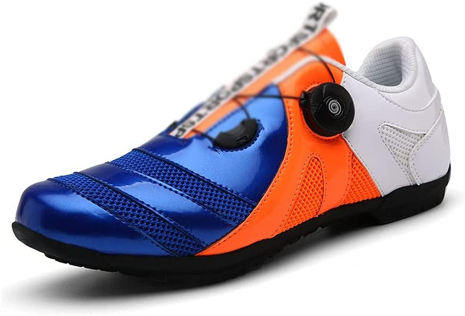 Men Cycling Shoes Easy-to-use Road Cyclin Mens Max 55% OFF Bike