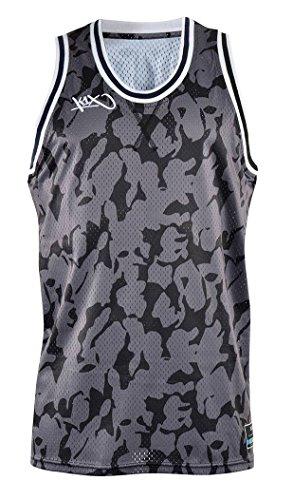 K1X Hardwood Double x Jersey schwarz/camo/schwarz