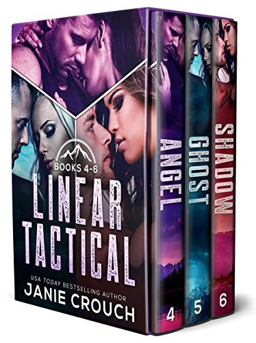 Linear Tactical Boxed Set 2: Angel, Ghost, Shadow (Linear Tactical Boxed Sets) (English Edition)