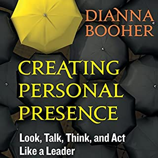 Creating Personal Presence audiobook cover art