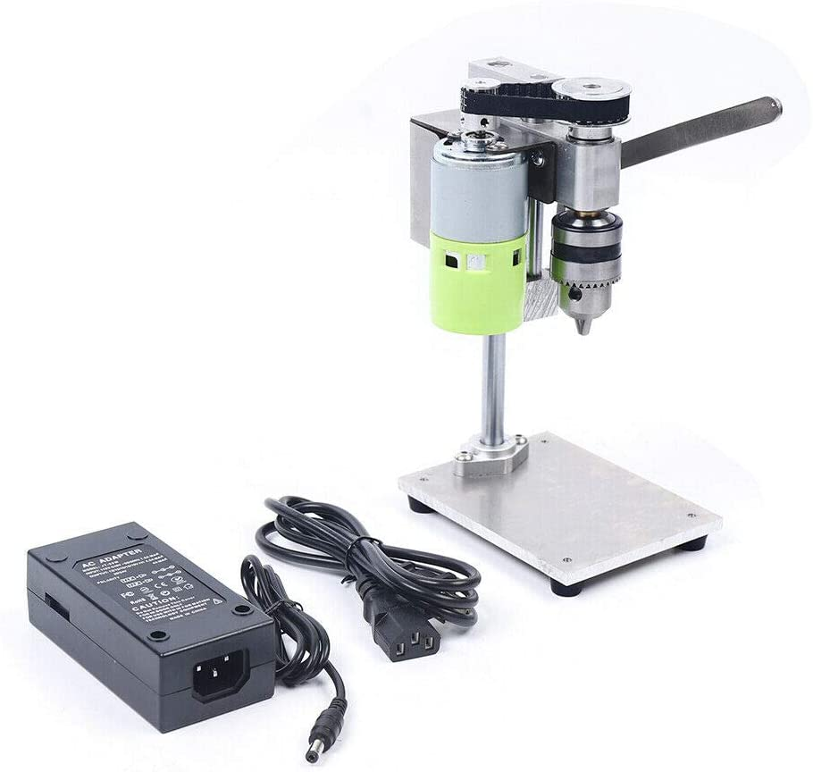 Durable Mini Drill Press Bench Top Hobby M Jewelers 2021 Speed Memphis Mall 2 Wood