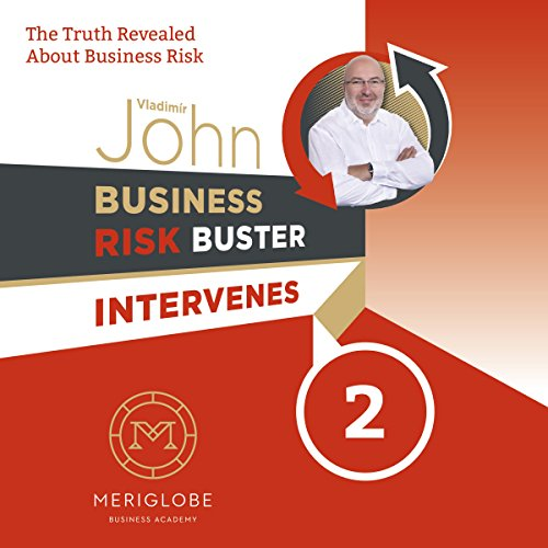 Business Risk Buster Intervenes: The Truth Revealed About Business Risk (Business Risk Buster Intervenes 2) cover art
