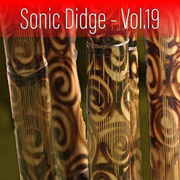 Sonic Didge, Vol. 19