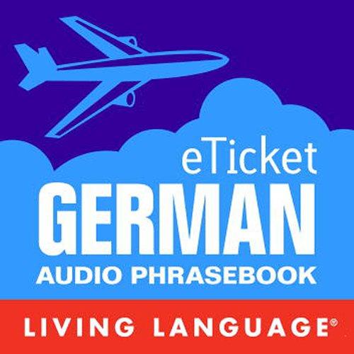 eTicket German audiobook cover art