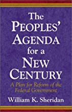 A People's Agenda for a New Century