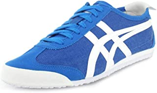 Onitsuka Tiger Unisex Mexico 66 Direction Blue/White Sneaker - 10