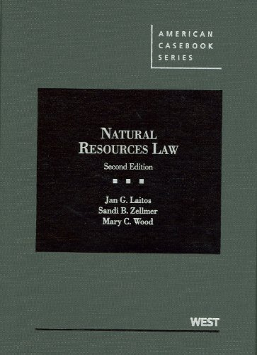 Natural Resources Law, 2d (American Casebook Series)