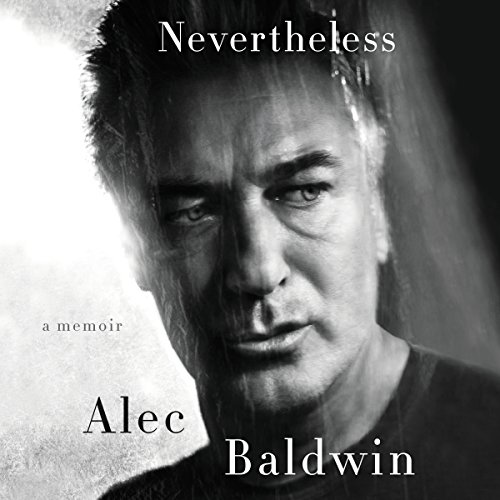 Nevertheless audiobook cover art