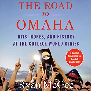 The Road to Omaha audiobook cover art
