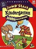 Jumpstart Kindergarten Jumbo Workbook