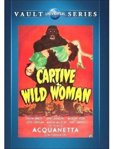 CAPTIVE WILD WOMAN - CAPTIVE WILD WOMAN (1 DVD)