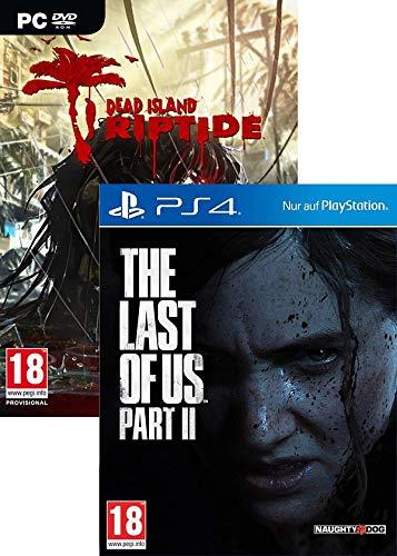 The Last of Us Part II Bonus Edition (inkl. DLC) + Dead Island Riptide uncut PC (Deutsche Verpackung)