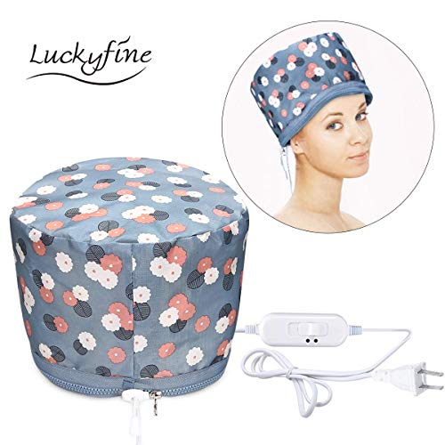 5. Luckyfine Thermal Hair Steamer
