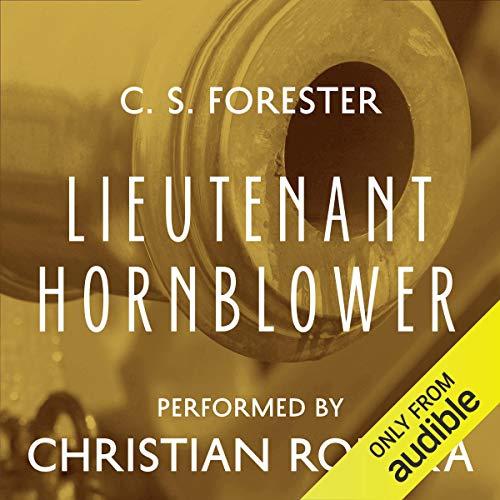 Couverture de Lieutenant Hornblower