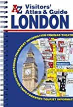 A-Z Visitors' London Atlas and Guide