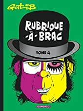 Rubrique-à-Brac - Tome 4 - Rubrique-à-Brac - tome 4 de Gotlib Marcel