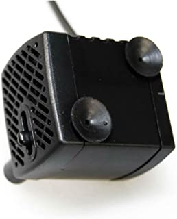 Unbranded* 40gph Submersible Fountain Pump UL Listed 2 Watts 12V Dog/Cat Pet Water Bowl Top Selling Item