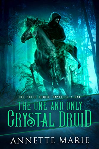 The One and Only Crystal Druid (The Guild Codex: Unveiled Book 1) (English Edition)