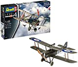 Revell- British Legends S.E. 5a Avion Maquette, 03907