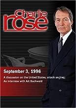 Charlie Rose September 3, 1996