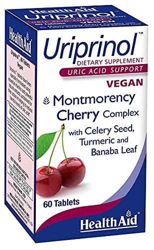 HealthAid HealthAid Uriprinol Vegan - 60 Comprimés