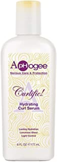 Aphogee Curlific Hydrating Curl Serum 6 Ounce