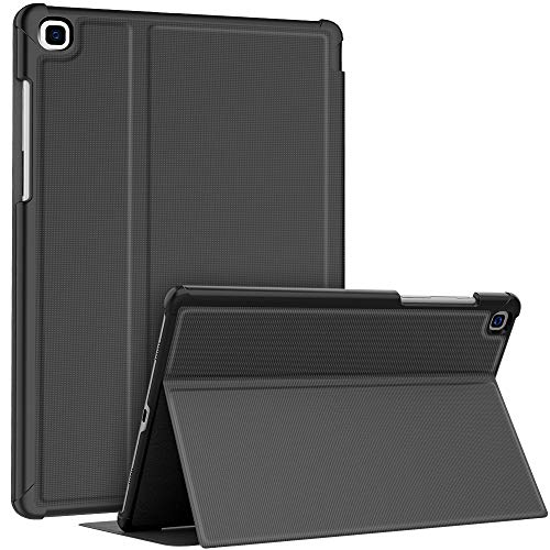 Soke Galaxy Tab A 8.0 Case 2019, Premium Shock Proof Stand Folio Case, Multi- Viewing Angles, Soft TPU Back Cover for Samsung Galaxy Tab A 8.0 inch Tablet [SM-T290/T295] (Dark Grey)