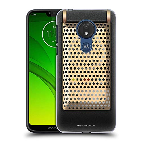 Head Case Designs Officially Licensed Star Trek Communicator Closed Gadgets Hard Back Case Compatible with Motorola Moto G7 Power