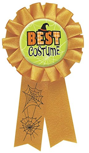 Halloween Party Accessoires Beste Kostuum Rozet Best Costume Rosette Beste Kostuum Rozet