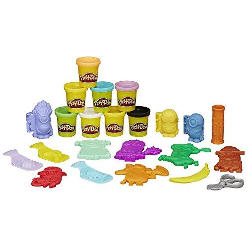 Hasbro B0498Eu4 - Play Doh Minions Creazione, 8 Lattine