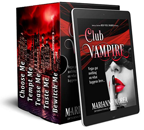 CLUB VAMPIRE: Special Edition RED VEIL DIARIES Bundle (Volumes 1-5) (The Red Veil Diaries) (English Edition)