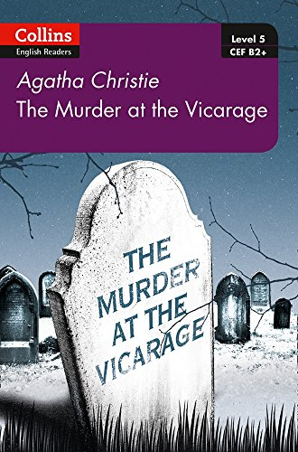 Murder at the Vicarage (Collins Agatha Christie ELT Readers)