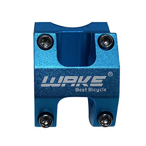 Wake Fahrrad Vorbauten, 31,8mm 45mm Aluminiumlegierung Mountainbike Vorbau, Fahrradlenker Vorbau für Die meisten Fahrrad BMX MTB Rennrad