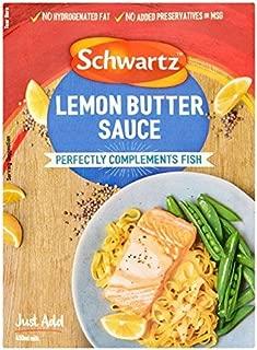 Schwartz Lemon Butter Sauce Mix - 38g (0.08lbs)