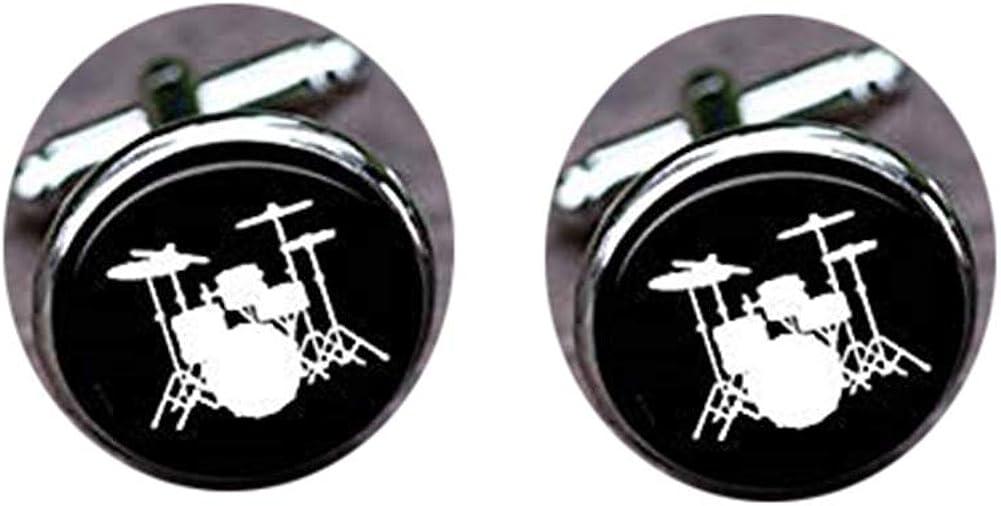 Bloody devil Wedding Cufflinks,Drum Max 52% OFF Kits Drum Japan Maker New Set Drummer