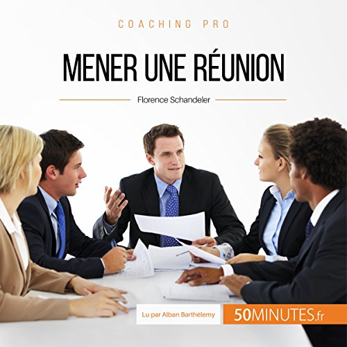 Mener une réunion. Les étapes-clés pour un meeting d'équipe efficace Titelbild