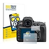 BROTECT Protector Pantalla Cristal Compatible con Nikon D810 Protector Pantalla Vidrio - Dureza...