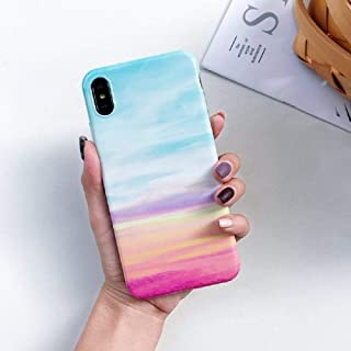 CUIAIDING Phone case Marble Phone Case sFor iPhone 7 XS MAX Case Soft TPU Back Cover for iPhone 6 6S 7 8 Plus iPhone X XR Case Cover Phone Cases-for iPhone 6 6s-R5