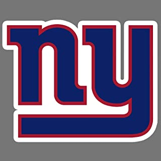 New York Giants NY NFL Sport Team Logo Car Truck Window Decal Sticker Football Laptop Yeti Wall (Choose Size)