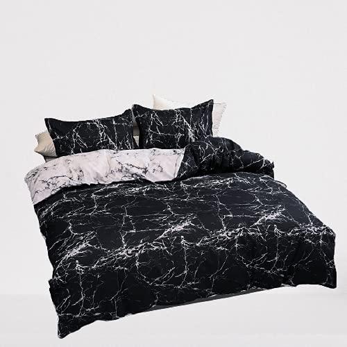 Ropa De Cama Textiles para El Hogar Funda Nórdica Funda De Almohada Tela De Fibra De Poliéster Cómoda Duradera Y Fácil De Limpiar 135x200cm
