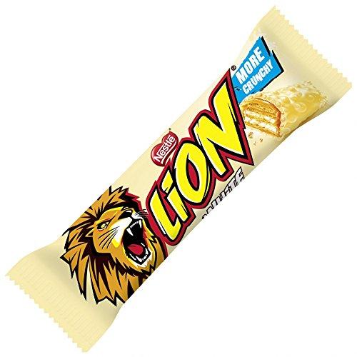 Lion White Barretta di cioccolato 24 x 42g